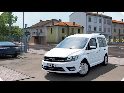 Volkswagen Caddy V1R5 1.34
