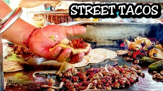 Enjoying Some of THE BEST Street Food In The World!!! AMAZING Mexican Street Tacos - Mexican Street Food Simply Rocks!! If You Would Like To Help And Support My Channel, Check Out My PATREON Account: http://patreon.com.pisuarez