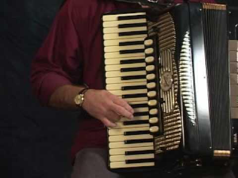 Turkish Rondo Accordion by Ken Mahler