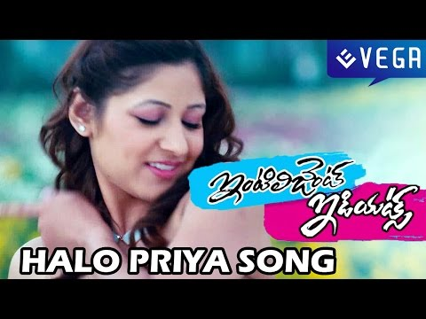Intelligent Idiots Movie - Halo Priya Song - Latest Telugu Movie  2014