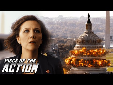 Explosion In The Capitol Building | White House Down