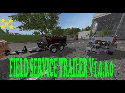 Field Service Trailer v1.0.0.0