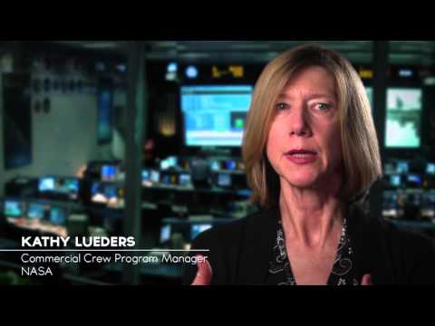 Kathy Lueders worked as the ISS Program's Transportation Integration Manager during COTS. Commercial Orbital Transportation Systems (COTS) was a NASA-...