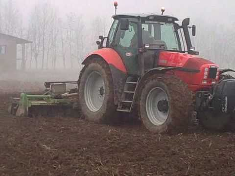 Same Iron 180.7 Agromeccanica Didonè Fresatura Stoppie.3gp видео