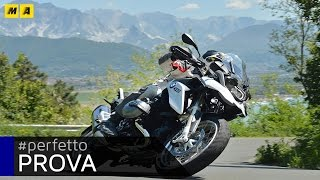 8. BMW R1200GS: test model year 2016 [ENGLISH SUB]