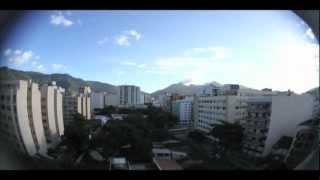 TIME LAPSE - RIO DE JANEIRO (TIJUCA), BRASIL - 03/2012