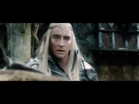 lo hobbit: la battaglia delle cinque armate - trailer ufficiale italiano
