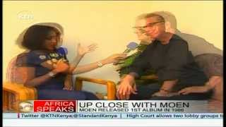 Africa Speaks 9th May 2015 Up-close with Don Moen