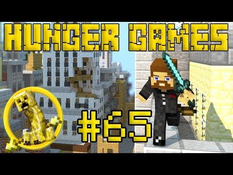Minecraft Hunger Games #65 - Подписчик - спонсор