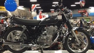 7. 2015 Yamaha SR400 Motorcycle In USA