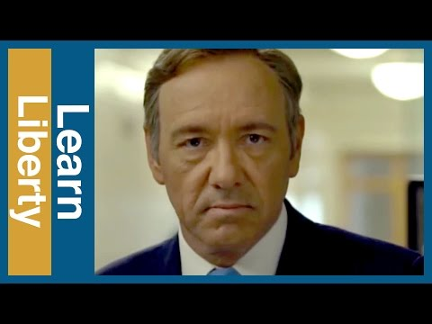 Frank Underwood's Top 3 Lessons for the Voting Public | House of Cards Review