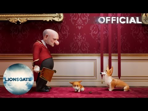 The Queen's Corgi - Official Trailer - In Cinemas July 5