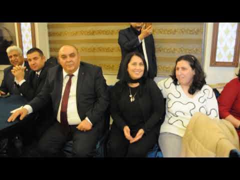 Başkan Ali DUYSAK güneydoğu bölge basın birim başkanı olarak mazbatasını aldı