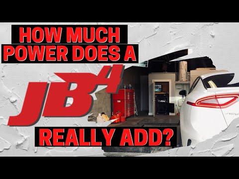 (CRAZY)JB4 KIA Stinger Tune results! HUGE GAINS!!!