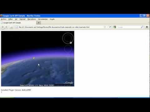 Explicación de la API de Google Earth