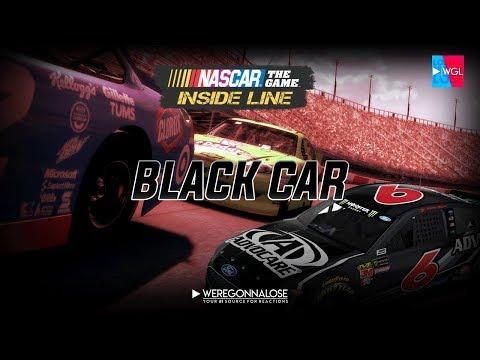Nascar Trolling - The Black Car