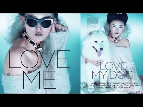 Love me love my dog - Đẹp Magazine - Le Media JSC [Official]