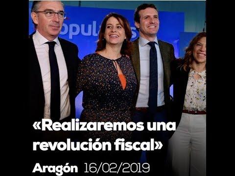 Realizaremos una revolución fiscal