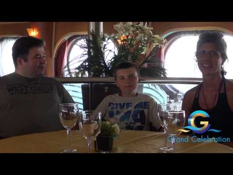Francisco, Matthew and Susana's Grand Celebration Cruise Review