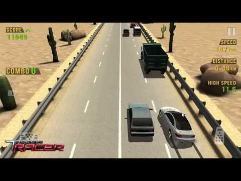 Video of Traffic Racer