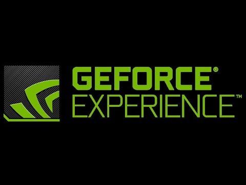 COMO USAR NVIDIA GEFORCE EXPERIENCE (Tutorial) - Requ