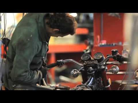 Adam liberty vintage cycle - Adam Cramer-  CAFE RACER BUILDER PHILADELPHIA, PA.
