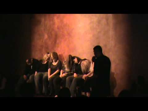 Hypnotist Anthony Potmesil at The Funny Bone Comedy Club in Toledo, OH