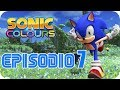 Sonic Colours Parte 7 Planet Wisp En Espa ol Hd