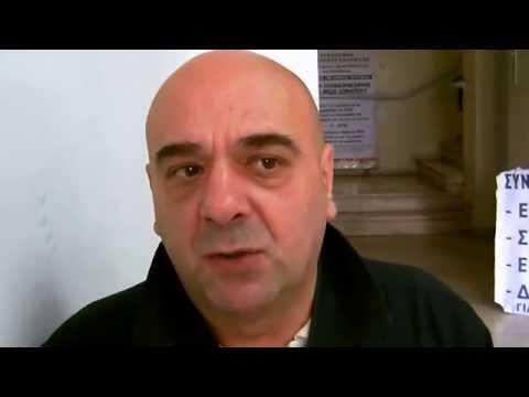 Ξενοδοχουπάλληλοι:  Ενημερωτικά περίπτερα στον ΟΑΕΔ (ΒΙΝΤΕΟ)