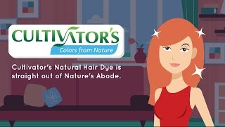 Cultivators Hair Dye | Promotional Video | Animation Video