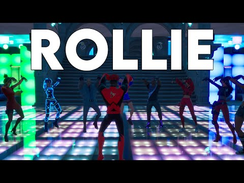 Ayo & Teo - Rollie (Official Fortnite Music Video) Rolex