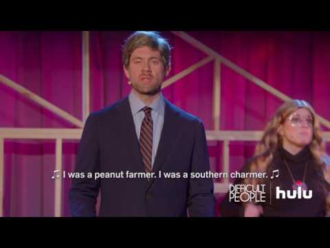 Cameo on Comedy Series, Difficult People Clip #1