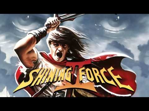 Shining Force II OST - 12 Footsteps of Ruin