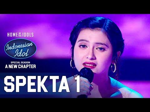 FEMILA - DI BALIK AWAN (Peterpan) - SPEKTA SHOW TOP 14 - Indonesian Idol 2021