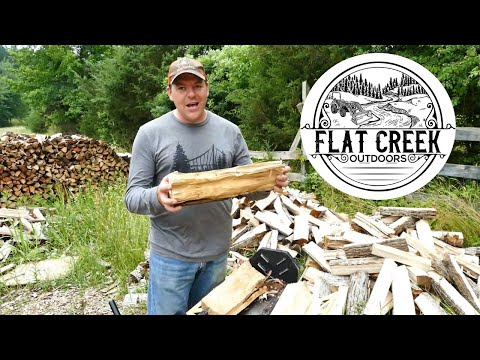 Seasoned Firewood in 4 months or LESS?!