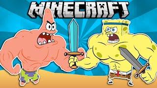 Minecraft Spongebob Bikini Bottom PVP Map
