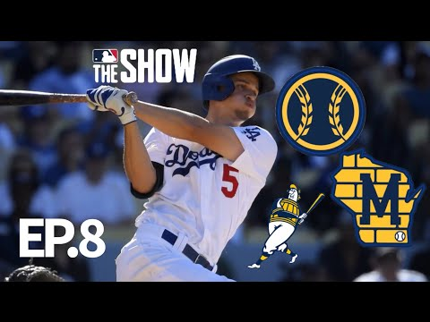 MLB THE SHOW 20 - BREWERS FRANCHISE (EP.8) - BIG FREE AGENT SIGNING!