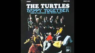 """The Turtles - American rock band """"Happy together""""Album: Happy togetherYear: 1967Label: White WhaleI do not claim ownership to this song or video. All rights reserved by copyright holdersNOTICE: """"Copyright Disclaimer Under Section 107 of the Copyright Act 1976, allowance is made for """"fair use"""" for purposes such as criticism, comment, news reporting, teaching, scholarship, and research. Fair use is a use permitted by copyright statute that might otherwise be infringing. Non-profit, educational or personal use tips the balance in favor of fair use."""""""