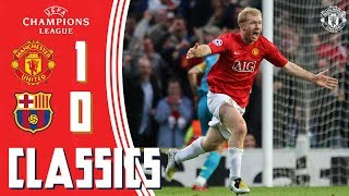 Video Champions League Classic | Manchester United 1-0 Barcelona (2008) | Semi-Final 2nd Leg | UCL Draw MP3, 3GP, MP4, WEBM, AVI, FLV Agustus 2019