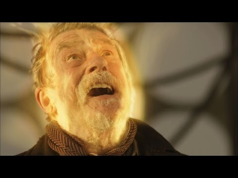 christopher - With Gallifrey saved (they hope), the War Doctor bids farewell to his later incarnations, and it would seem, himself. Subscribe here for more exclusive Doctor Who clips and content http://www.yout...
