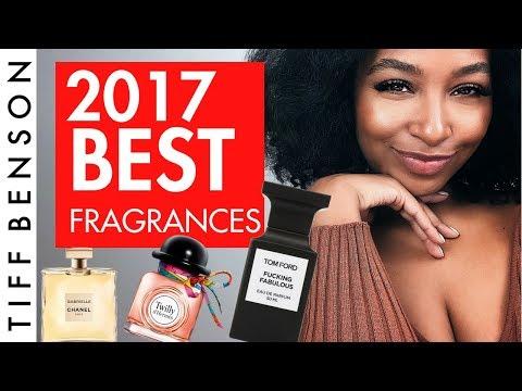 TOP 10  BEST FRAGRANCES FOR WOMEN | 2017 RELEASES