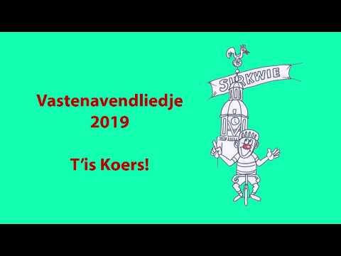 't Is koers! - 2019 (karaoke-versie)