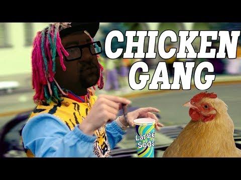 Video Chicken Gang download in MP3, 3GP, MP4, WEBM, AVI, FLV January 2017
