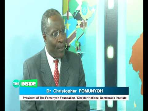 EQUINOXE: INSIDE WITH Dr CHRISTOPHER FOMUNYOH