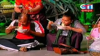 Khmer Comedy - Comedy Neay Koy 25-08-2012 (Num Banh Jok Phum Nhim