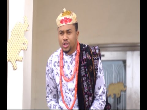 "The Young Prince Dares The Angry Mob In "" King Akubueze""[3/4]"