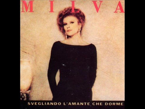 , title : 'Milva - No time no space - 1989'