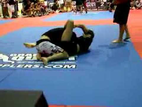 Franjo at the Grapplers Quest