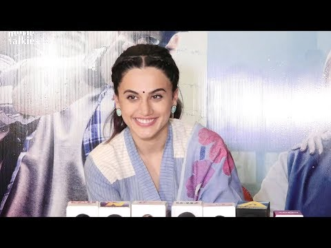 Interview: Taapsee Pannu On Playing A Lawyer In �