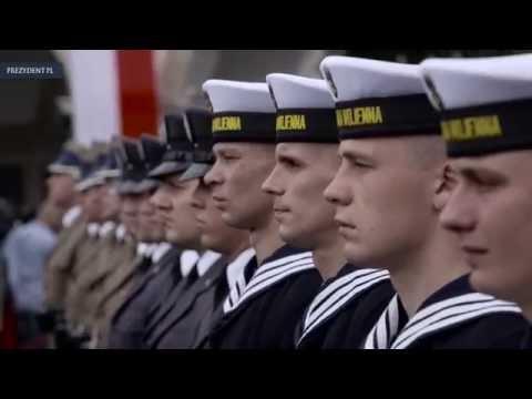 Udział Prezydenta RP Andrzeja Dudy w obchodach Święta Wojska Polskiego